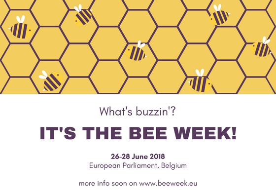 Bee Week 2018 Save-the-date