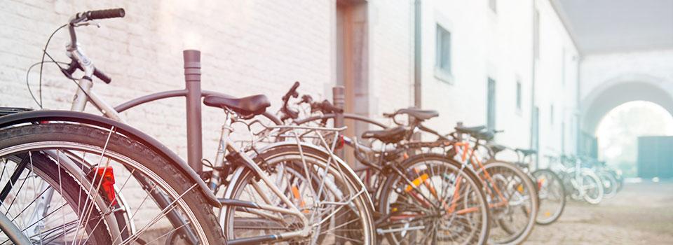 Mobilité vélos Gembloux Agro-Bio Tech