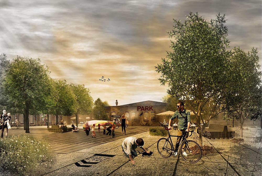 Kriss gabriel prix sp cial en architecture du paysage for Architecture du paysage
