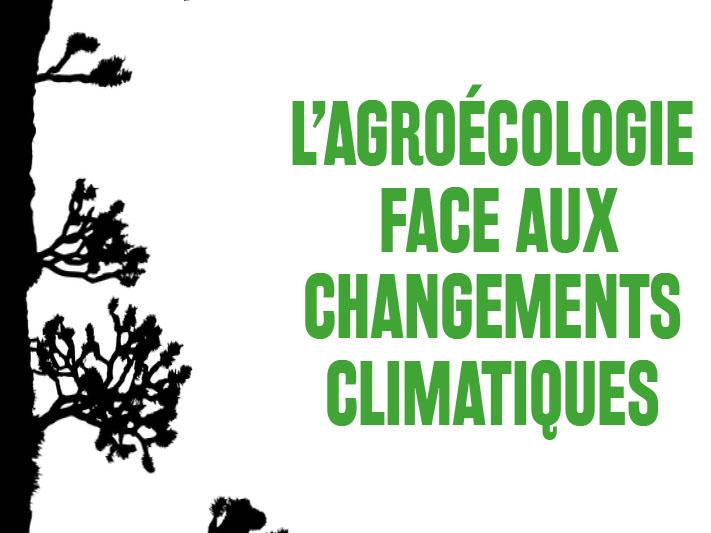affiche Table ronde agroécologiea