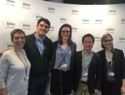 Pic of fellows at IPBES-5